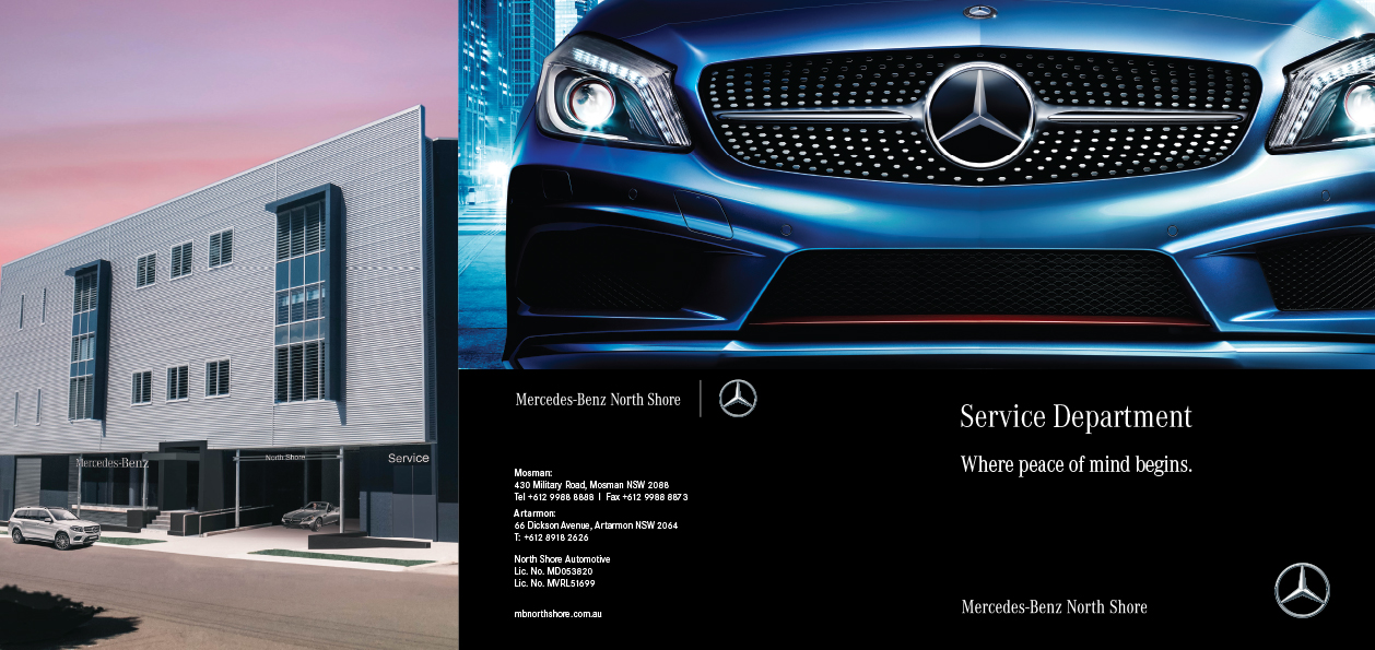 Mercedes Benz North Shore